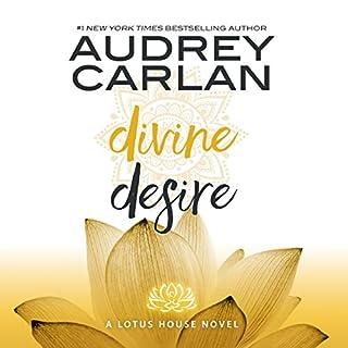 Divine Desire audiobook cover art