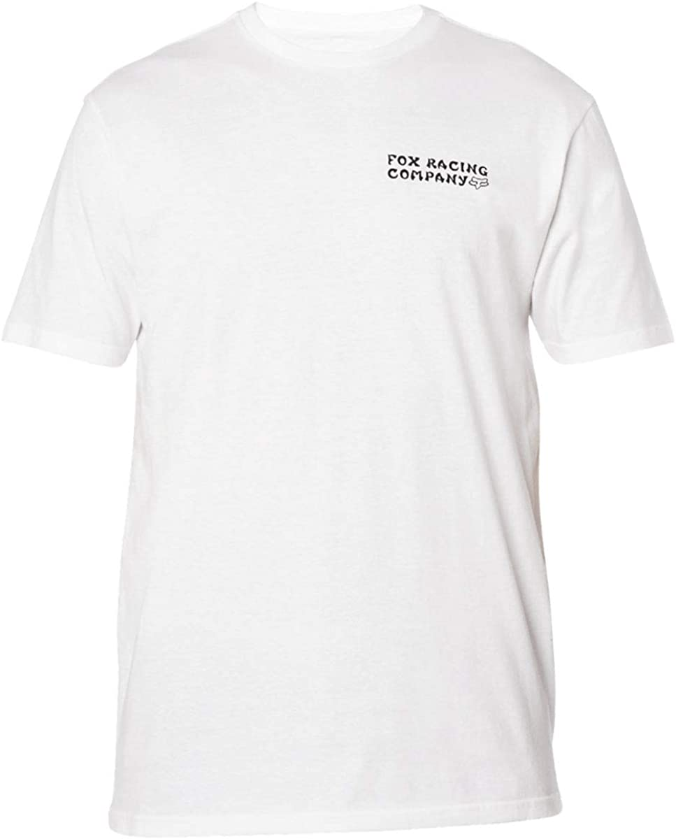 Fox Racing Men's Death Wish Sleeve supreme Short Sales Tee Premium