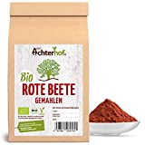 Rote Beete Pulver BIO (100g) | Rohkostqualität | Beetroot Powder organic | vom Achterhof