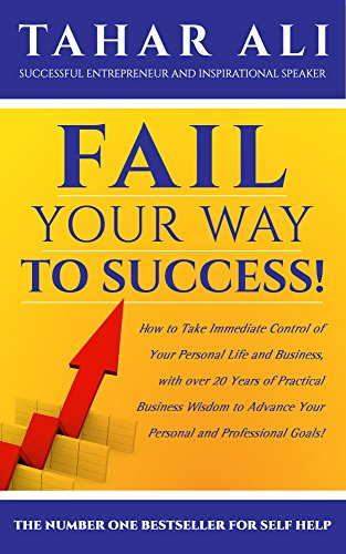 Book: Fail Your Way to Success by Tahar Ali