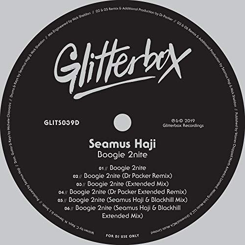 Boogie 2nite (Seamus Haji & Blackhill Mix)