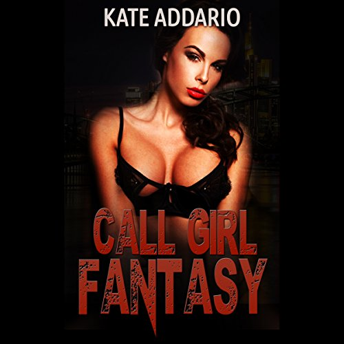 Call Girl Fantasy audiobook cover art