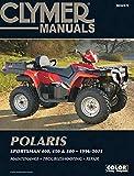 Polaris Sportsman 400, 450 & 500 1996-2013 Manual (Clymer Manuals: Motorcycle Repair)