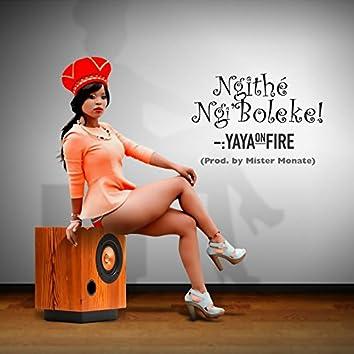 Ngithe Ngiboleke