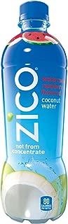 ZICO Watermelon Raspberry Coconut Water Drink, 16.9 fl oz, 12 Pack