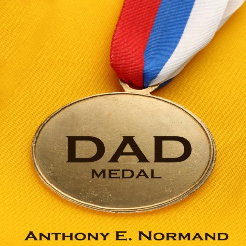 Dad Medal audiobook cover art
