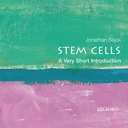 Stem Cells: A Very Short Introduction  audiobook cover art
