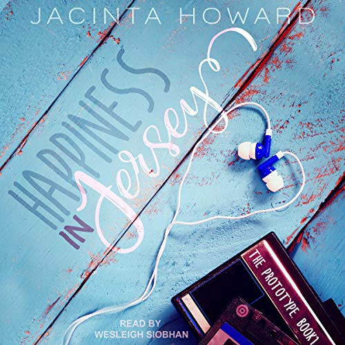 Happiness in Jersey audiobook cover art