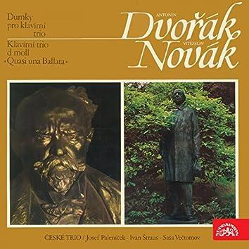 Dvořák, Novák: Piano Trios