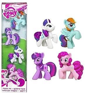 My Little Pony HUB Friendship Is Magic - 4-pack Ponyville