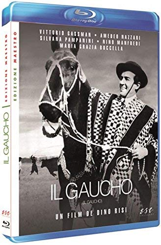 Le Gaucho [Italia] [Blu-ray]