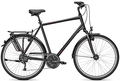 Trekkingbike Kalkhoff AGATTU XXL 27 27G Herren -170 kg zugel., Rahmenhöhen:64;Farben:Magicblack