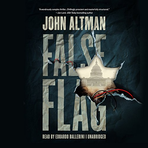 False Flag audiobook cover art
