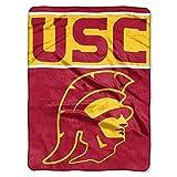 USC Trojans 'Basic' Raschel Throw Blanket, 60' x 80'