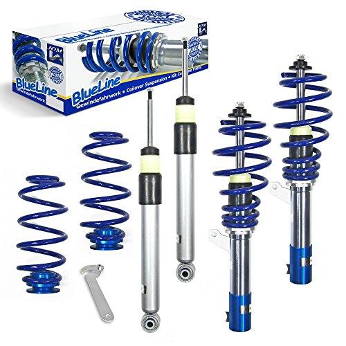 JOM Car Parts & Car Hifi GmbH 741069 Blueline Gewindefahrwerk
