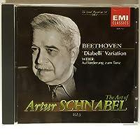 ベートーヴェン:「ディアベッリ」変奏曲、ウェーバー:舞踏への勧誘 (アルトゥール・シュナーベルの芸術 Vol.9)