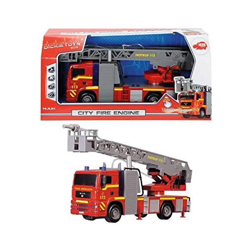 Preisvergleich Produktbild Dickie Feuerwehr Stadt Feuerwehrauto