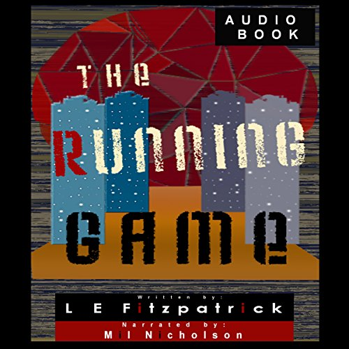 The Running Game audiobook cover art