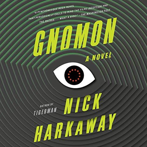 Gnomon audiobook cover art