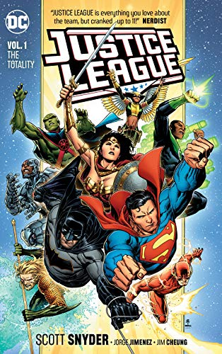 Justice League Volume 1: The Totality
