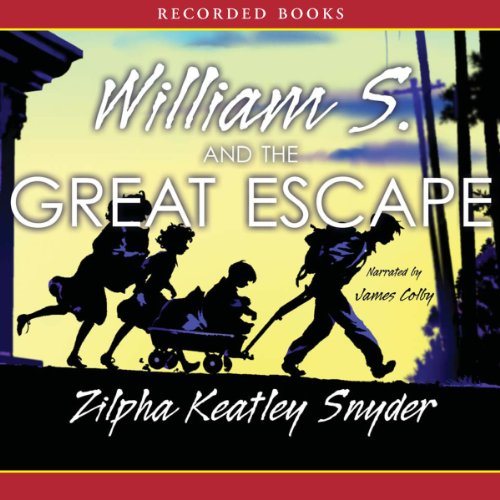 William S. and the Great Escape audiobook cover art