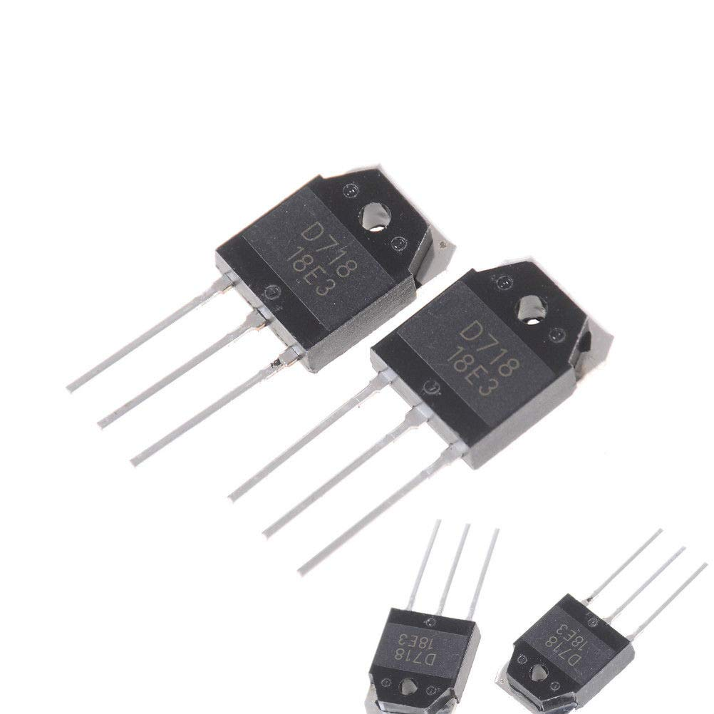1pair 2SB688 /& 2SD718 SANKEN Transistor D718 /& B688 NEW CA