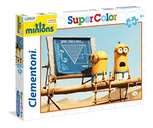 Clementoni - Puzzle Minions, 104 Piezas (279289)
