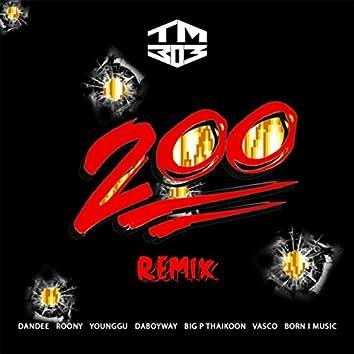 200 (Remix) [feat. Dandee, Roony, Younggu, Daboyway, Big P Thaikoon, Vasco & Born I Music]