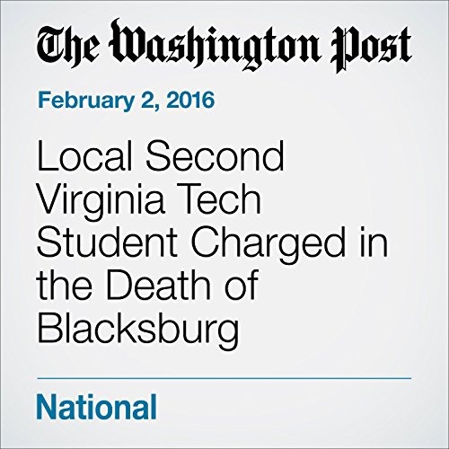 Local Second Virginia Tech Student Charged in the Death of Blacksburg 13-Year-Old audiobook cover art