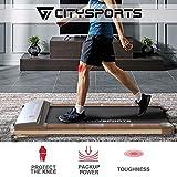 Zoom IMG-2 citysports tapis roulant pieghevole sotto