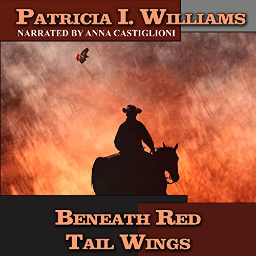 Beneath Red Tail Wings audiobook cover art
