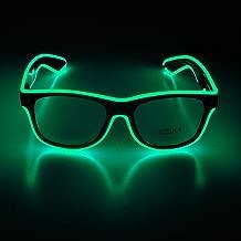 Mejor Led Rave Glasses de 2020 - Mejor valorados y revisados