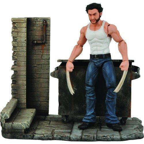 Marvel Select–Action Figure: X-Men Origins: Wolverine–Wolverine by Diamond Select