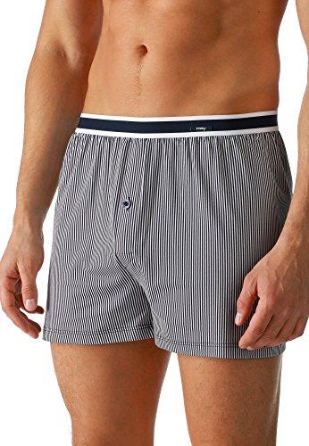 Mey Sale Club Coll. Herren Boxer-Shorts Blau 4