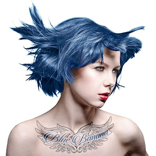 Manic Panic High Voltage Classic Cream Formula Colour Hair Dye (Bad Boy Blue)