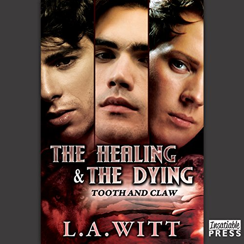 The Healing and the Dying audiobook cover art