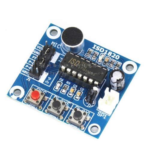 ISD1820 Sprachrekorder/Playback Modul Arduino/Raspberry Pi