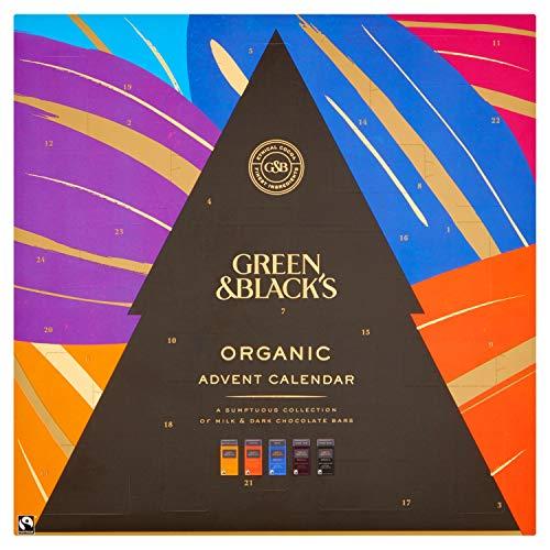 Green & Black's Organic Chocolate Advent Calendar, 360g