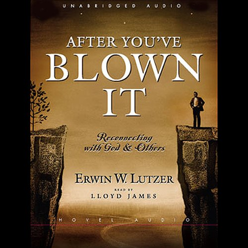 After You've Blown It audiobook cover art
