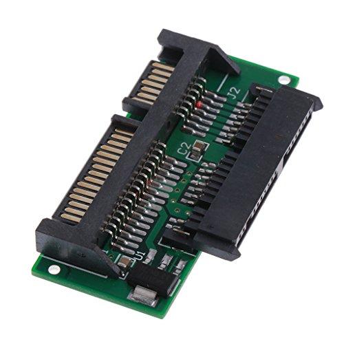 Sharplace 1,8 Zoll mSATA SSD auf 2,5 Zoll SATA Aapterkarte Adapter Converter Card Module Board (1 Stück)
