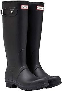[ハンター] レインブーツ 長靴 ブーツ レディース WOMENS ORIGINAL TALL BOOT WFT1000RMA (hnt002) [並行輸入品]