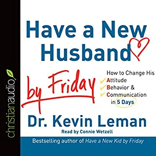 Have a New Husband by Friday audiobook cover art