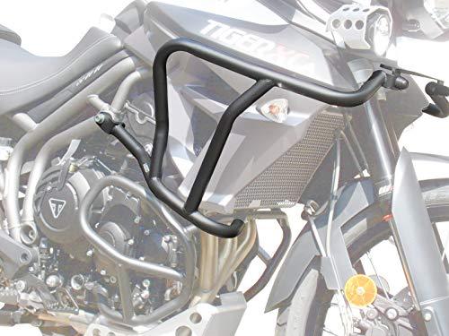 Defensa protector de motor HEED para Tiger 800 / XC/XR (2015-2019) - superiores