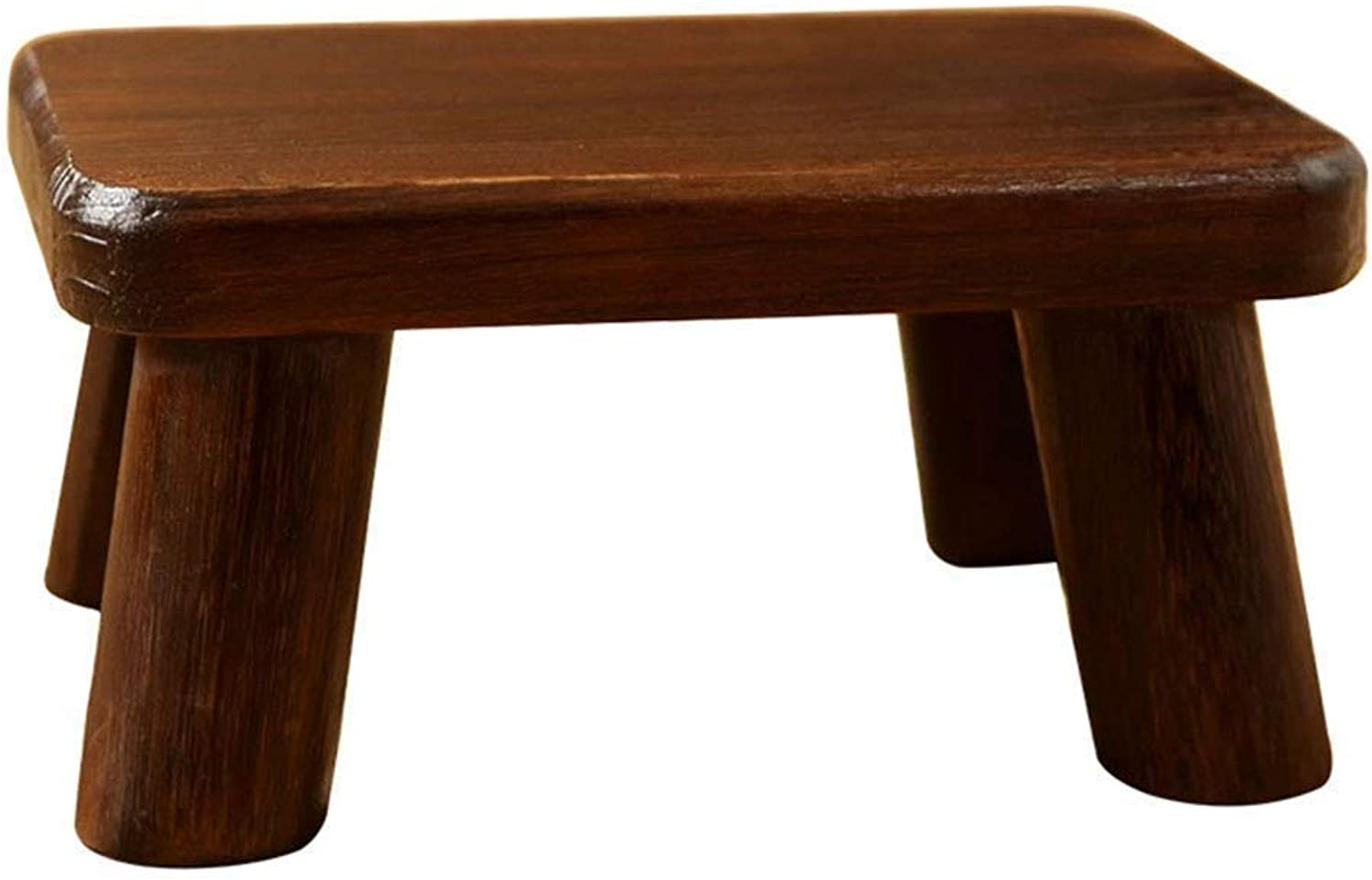Wooden Stool Footstool, Makeup Change shoes Bench, Solid Wood Sofa Stool