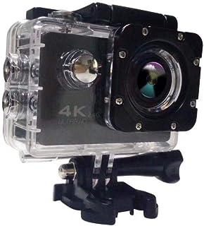 كاميرا فل اتش دي 4K اكشن رياضية مع واي فاي 1080P اتش دي ام اي بشاشة ال سي دي 2 انش مضادة للماء للاستخدام الخارجي والغوص 30...