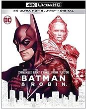 Batman & Robin (4K Ultra HD + Blu-ray + Digital)