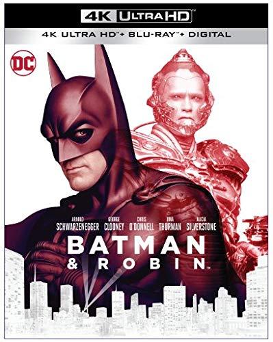 Batman & Robin (1997) (4K Ultra HD + Blu-ray + Digital)