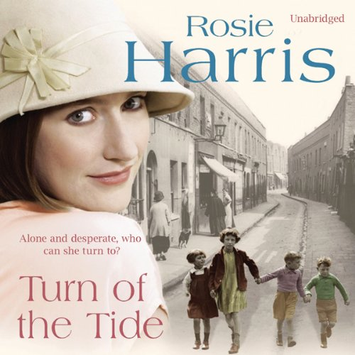 Turn of the Tide audiobook cover art