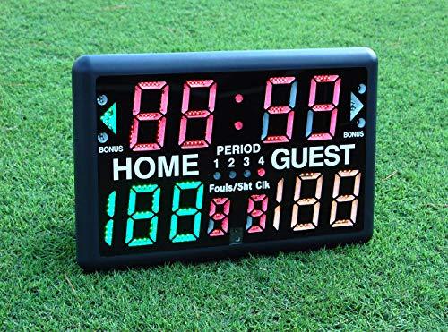 Trigon Sports Battery Operated Multi-Sport Scoreboard & Timer