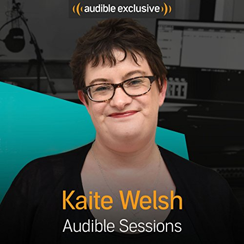 Kaite Welsh audiobook cover art